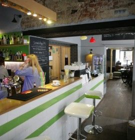 Pub Tak Było to zlokalizowane przy ul. Szpitalnej 9, nowo powstałe miejsce na mapie krakowskich lokali gastronomicznych