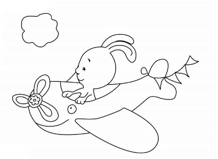 kikaninchen ausmalbilder yakari | kinder ausmalbilder