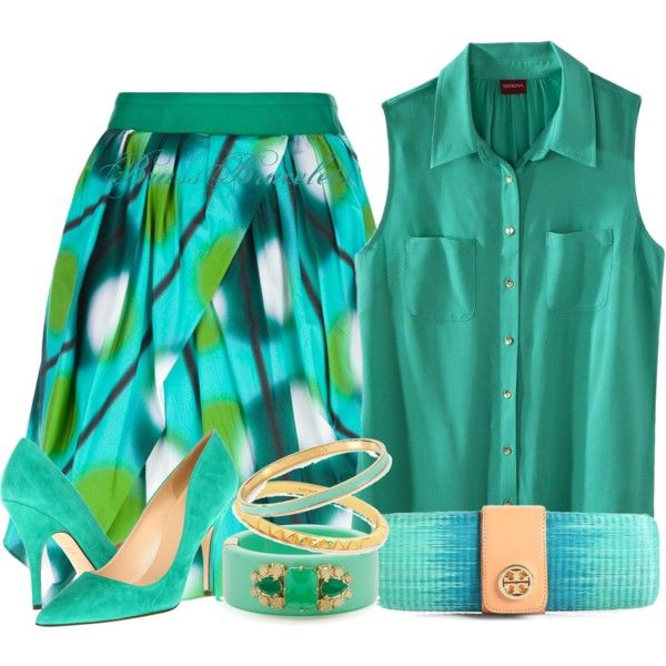 """Untitled #1585"" by brassbracelets on Polyvore"