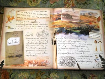 Beatrix Potter - A Journal
