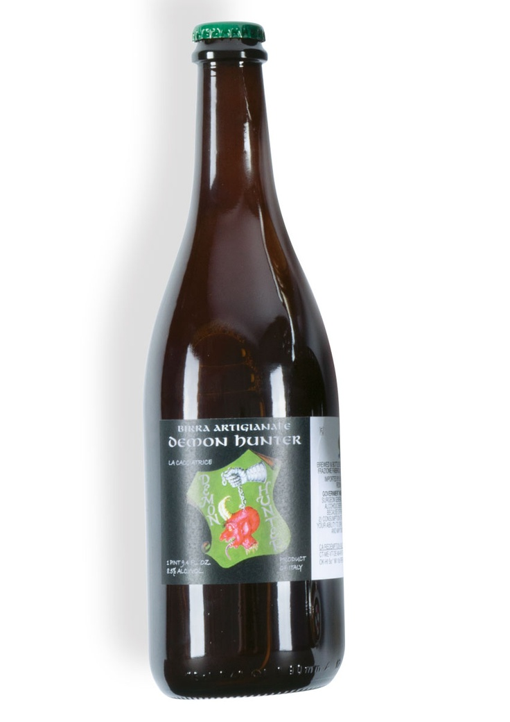 Outstanding Brews from Italy  Birrificio Montegioco: Demon Hunter #thesnowmag.com #snowmagazinehttp://www.gourmetitaly.com/it/cerca?q=Montegioco&orderby=position&orderway=desc