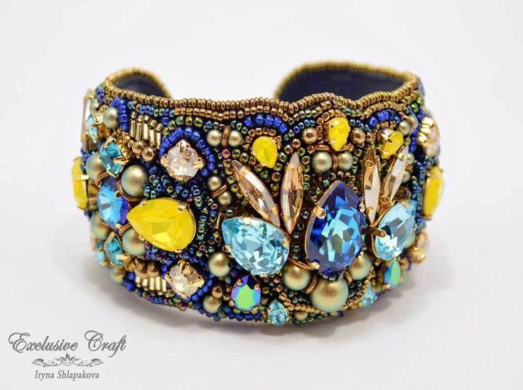 """Bracelet """"Butterfly Garden"""""""