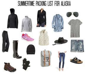 What to Pack for a Trip to Alaska by kelsey_pardonmf