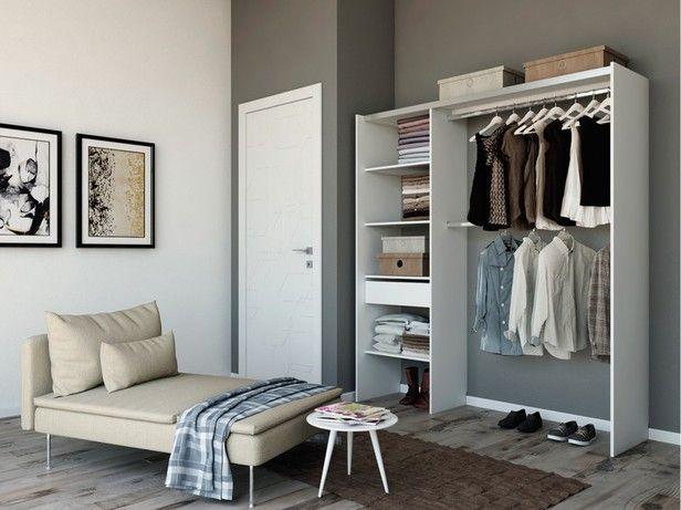 25 best Idées dressing  lu0027art du rangement images on Pinterest - armoire a balai exterieur