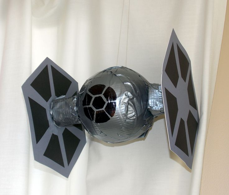 Tie Fighter Decorations! | Crafts & Party Ideas ...