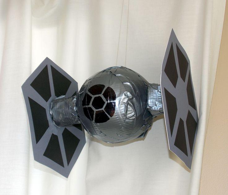 tie fighter decorations