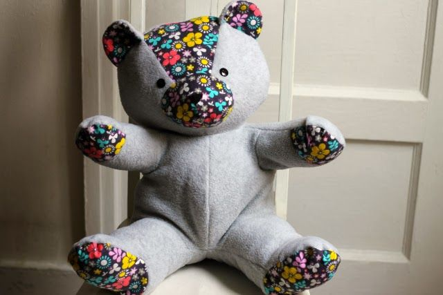 Use These Free Stuffed Animal Patterns to Stitch Up a New Friend for Your Little One - http://theperfectdiy.com/use-these-free-stuffed-animal-patterns-to-stitch-up-a-new-friend-for-your-little-one/ #DIY