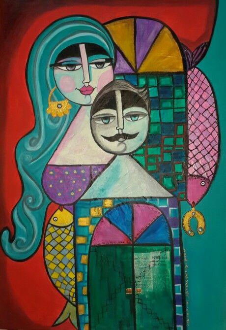 Artist ..sura alkhafaje
