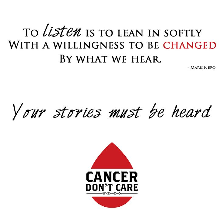 Statistics – about diagnosis, survival, loss – are symbols of personal experiences with cancer. These are stories that matter.   They fuel the fight against cancer and the search for a cure.  Have a story as a cancer patient or survivor? A story about loss due to cancer? A story as a supporter?   Please share your stories at the link (you can remain anonymous). The impact of your experience is powerful.   www.lvrunsnyc.com/cancer-dont-care/stories  #CancerDontCare. We Do.