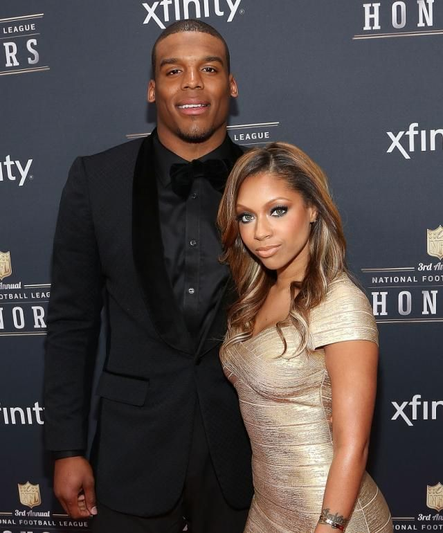 Second Child on the Way for Cam Newton