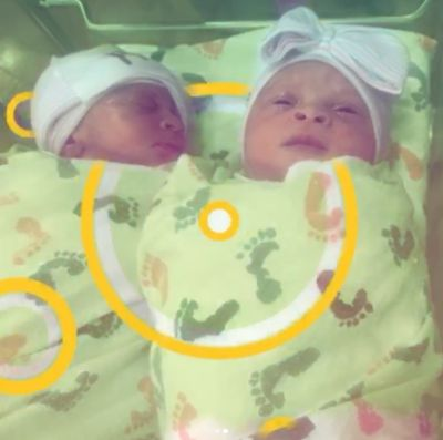 Paul Okoye's Wife Shares More Photos And Videos Of Their Newborn Twin Nathan And Nadia http://ift.tt/2sZGZkt