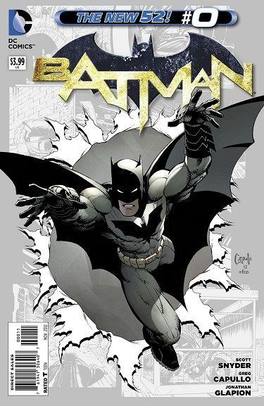 Continuarea listei cu benzi desenate actuale de urmarit. Partea a doua - DC comics