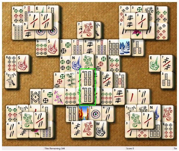 mahjong at freegames