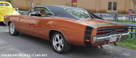 1969 Dodge Charger R T American Muscle Cars Net Is An