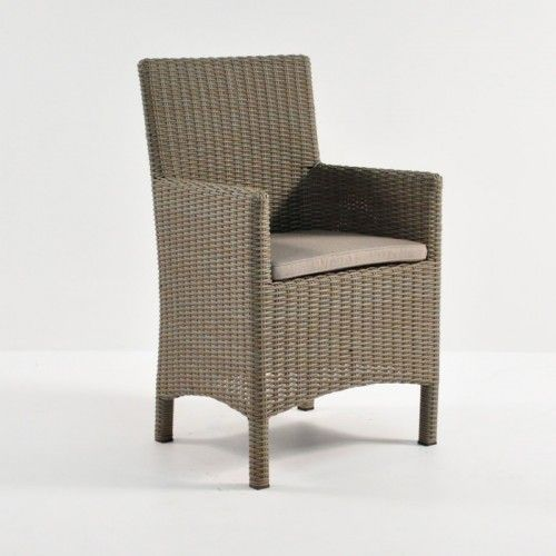 PETRA OUTDOOR WICKER DINING CHAIR