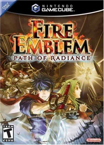 Amazon.com: Fire Emblem: Path of Radiance - Gamecube: Artist Not Provided: Video Games