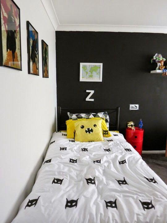 17 best images about baby boy on pinterest batmobile for Kids batman room