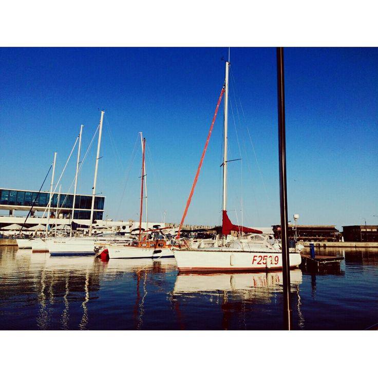 Black Sea, Tomis Port