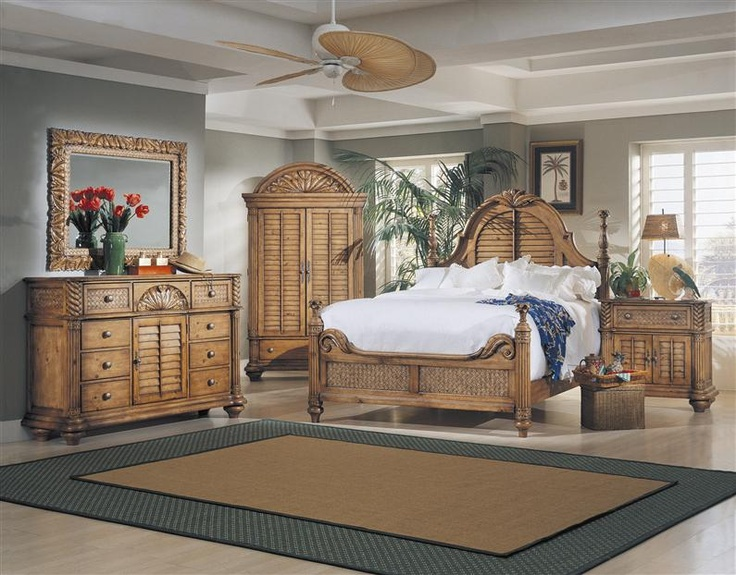 Palm Court 5 Piece Bedroom Collection Kane S Furniture Furniture Bedroom Sets Quality Bedroom Furniture