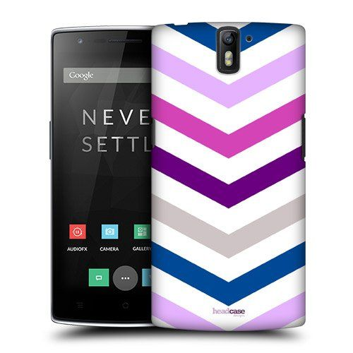 Amazon.com: Head Case Designs Prim and Proper Chevron and Arrows Protective Snap-on Hard Back Case Cover for OnePlus One: Cell Phones & Accessories