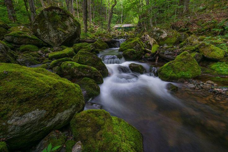 Uisge Ban Waterfall Hike Cape Breton