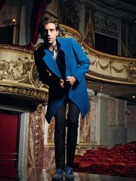 Mika (modeling for Paul Smith) uncropped pic :) 2009 L'Express Styles Photoshoot