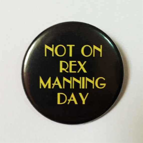 Empire Records Quote Funny Button Pin Badge by LazyMice on Etsy