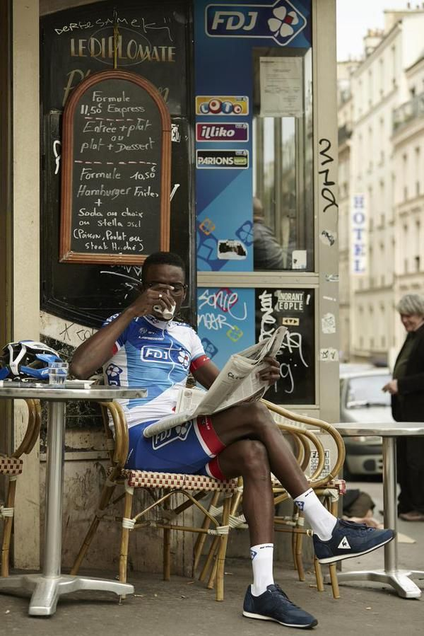 French coolness by Kevin Reza #FDJ