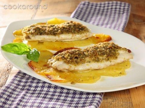 Pesce sciabola impanato al forno: Ricette di Cookaround | Cookaround