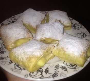 Lekkere maar simpele puddingbroodjes