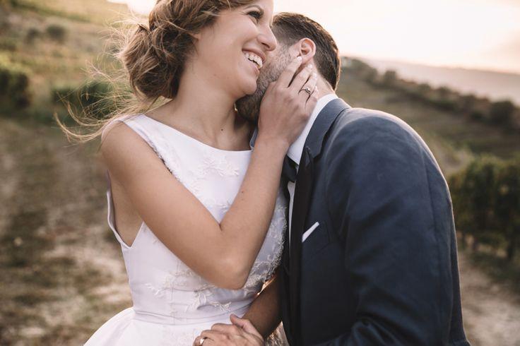 Casamento sobre o Douro, por ADORO