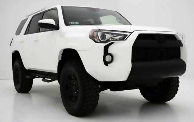 2018 Toyota 4Runner Rumors