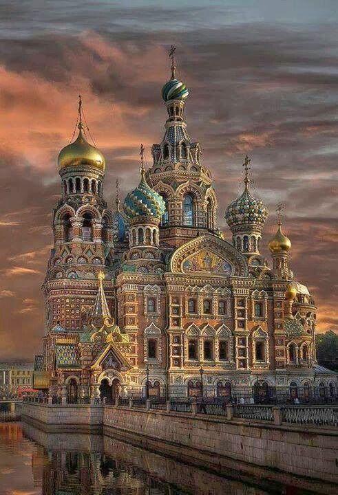 303Pixels: St Petersburg Russia