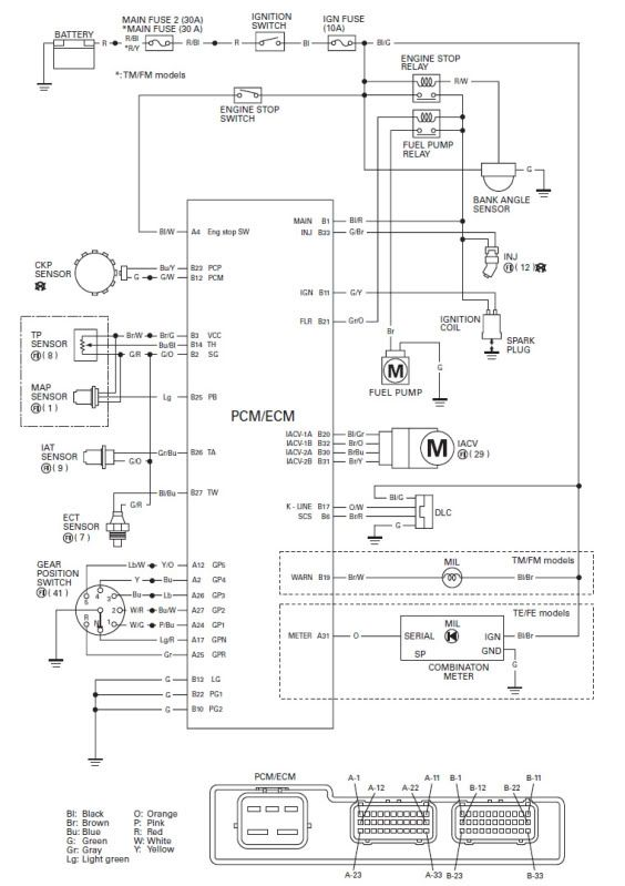 honda foreman wiring diagram http://www.hondaforeman.com ... wiring diagram for 2005 honda recon a speaker wiring diagram for 2005 chevy malibu