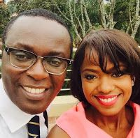 DAILY POST: MUTAHI NGUNYI taken back to school as he is reduced to a zombie in front of ANN KIGUTA