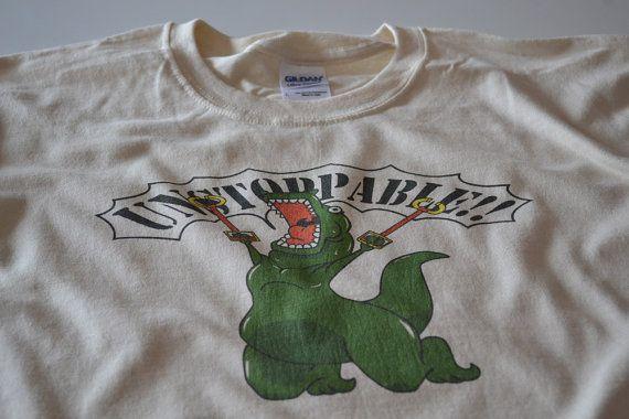 T-Rex Is Unstoppable Funny T-Rex T-shirt Dinosaur Tee Shirt Cute Dino Tshirt birthday gift for boys girls kids women men