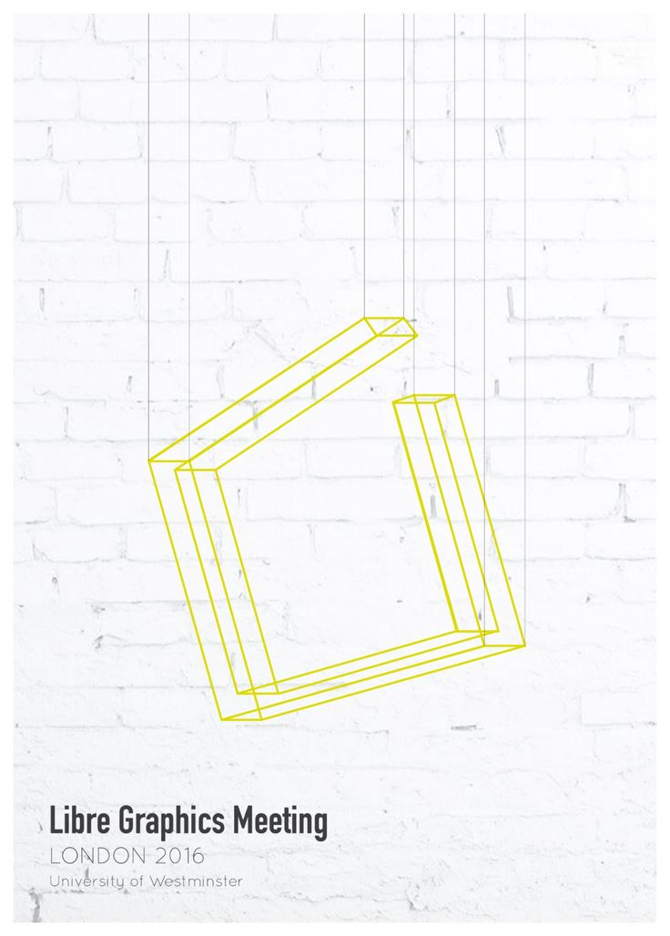 LGM 2016 London Poster Design