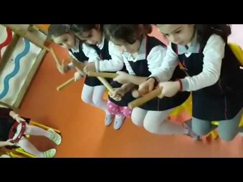 Armut Portakal Muuuuz Çileeeek Orff Müzik Ritim Çalışması - YouTube