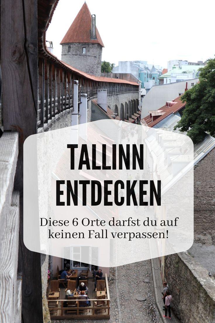 Tallinn: Sehenswürdigkeiten & Geheimtipps