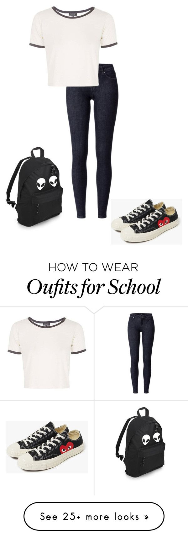 """Untitled #212"" by lulugurl98 on Polyvore featuring Topshop"
