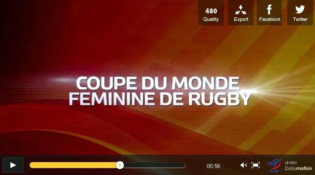 On Rugby Video: lo spot del Mondiale femminile, che non invidia nulla agli uomini » On Rugby   RAGAZZE TUTTO PER VOI