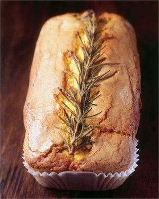 Nigella's Rosemary Remembrance Cake.    For the filling  1 apple(s) (approx 180g)  2 sprig(s) rosemary  1 teaspoon(s) caster sugar  ½ lemon(s) (juice & zest)  1 teaspoon(s) butter  For the cake batter  225 gram(s) butter  150 gram(s) caster sugar (plus 1 tablespoon)  3 medium egg(s)  300 gram(s) plain flour  2 teaspoon(s) baking powder