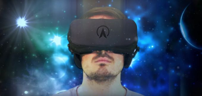 The First Virtual Reality Roller Coaster Will Take You To Space #Startups #Tech