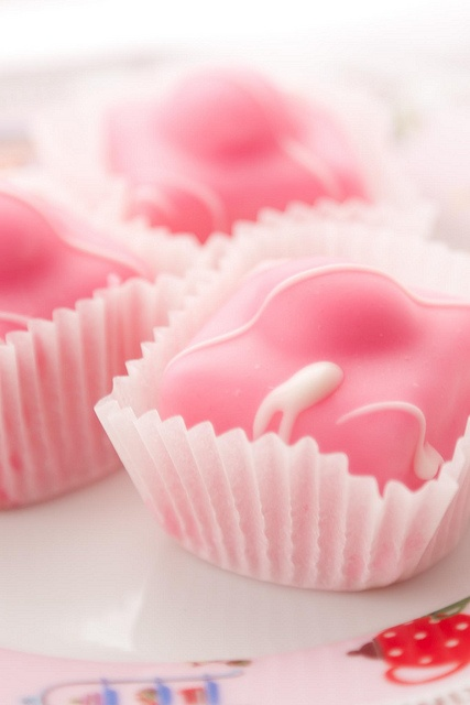 French Fancies - If only I could live on these  :(