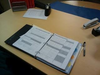 Lesson Planning Binder