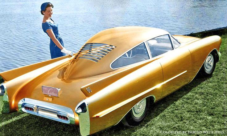 1954 Cutlass concept car 1