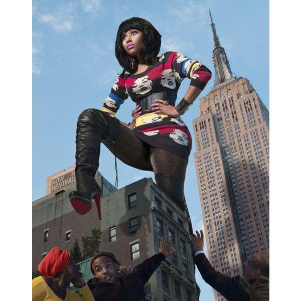 Nicki Minaj pictures – Free listening, videos, concerts, stats, &... ❤ liked on Polyvore featuring nicki minaj