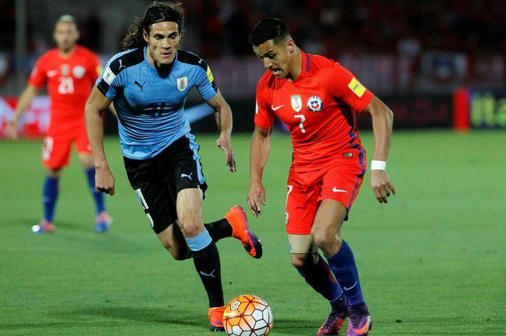 @Chile #Alexis #Sanchez con #LaRoja #9ine