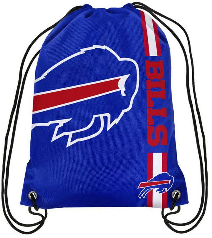 Forever Collectibles Buffalo Bills Big Logo Drawstring Bag