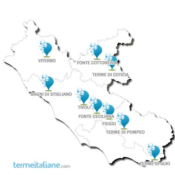 Termeitaliane.com | Terme Lazio | Cure termali Lazio